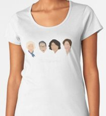 The Supremes Women's Premium T-Shirt