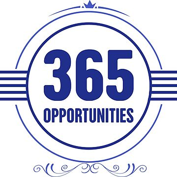 365 opportunities by mounir1239