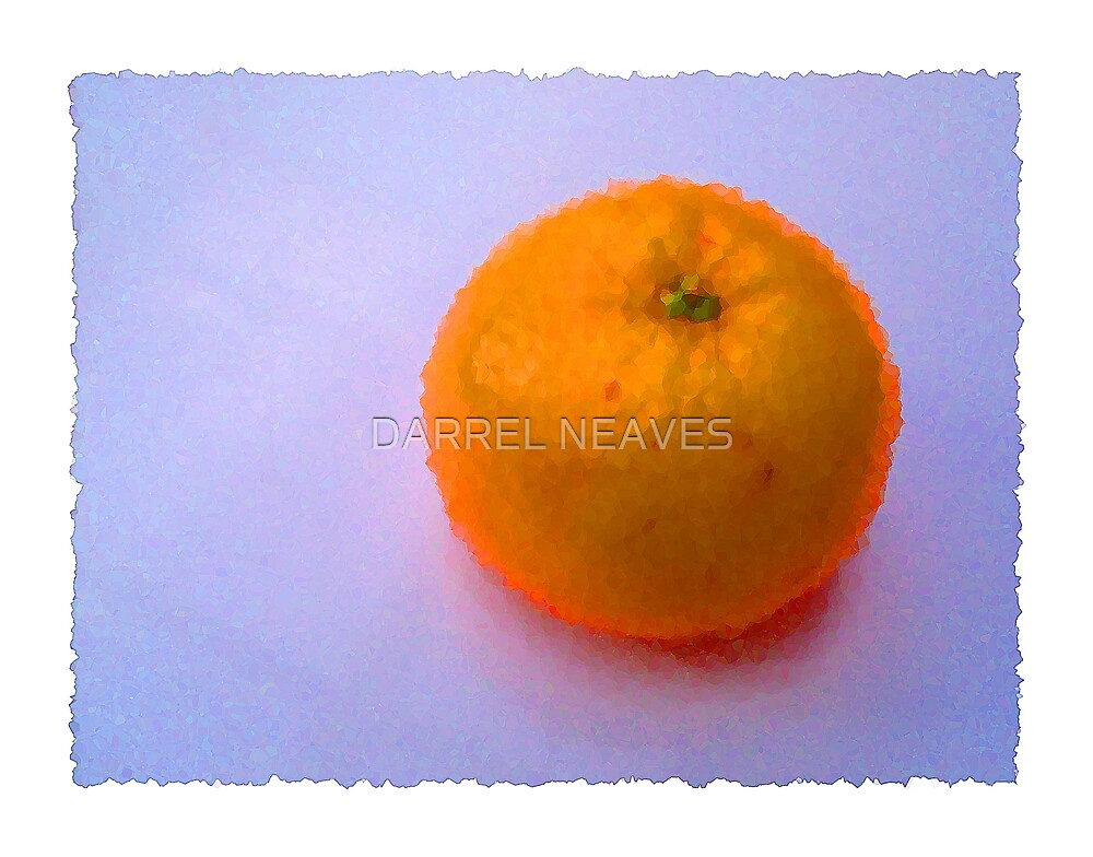 TANGERINE by DARREL NEAVES