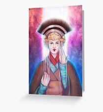 Padme Amidala Greeting Card