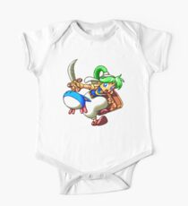 Asha (Monster World IV) - SEGA Genesis Sprite Kids Clothes