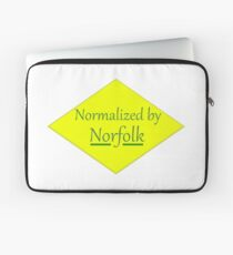 Normalized by Norfolk  Laptop Sleeve