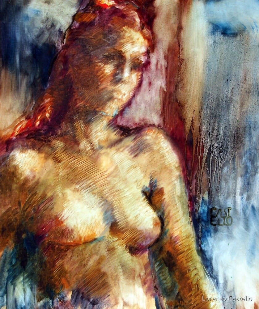 Mary Alzai by Lorenzo Castello