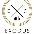 Exodus Seal - dark letters by exoduschurch