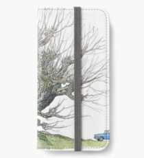 The Whomping Willow iPhone Wallet/Case/Skin