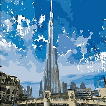 Burj Khalifa by aloudercharm