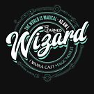 WIZARD D&D Class by Carl Huber