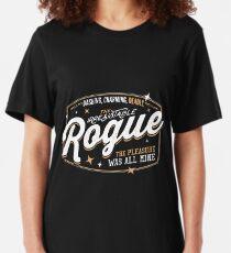 ROGUE D&D Class Slim Fit T-Shirt