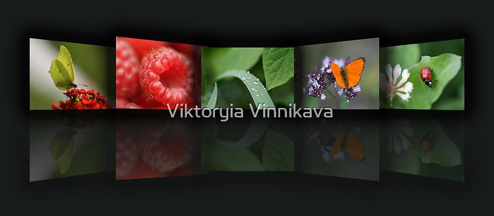 N A T U R E by Viktoryia Vinnikava
