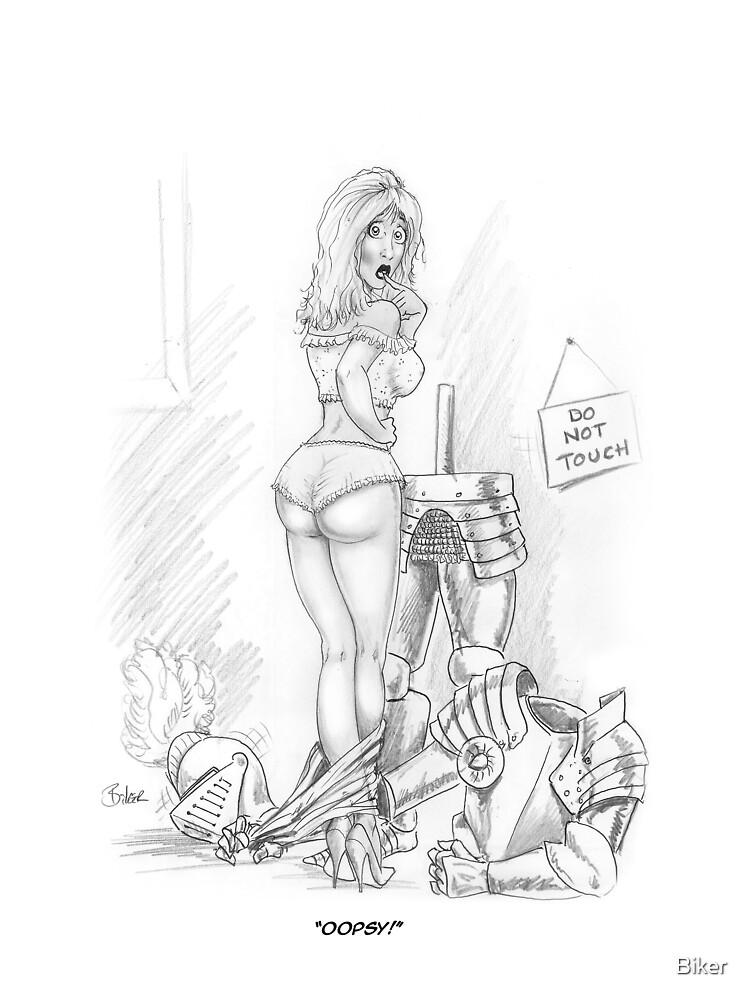 Oopsy by Biker