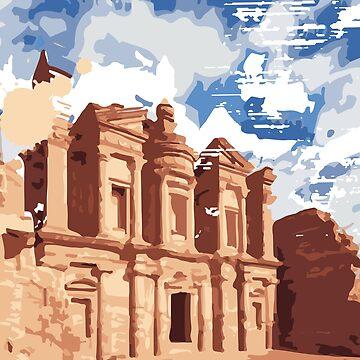 Petra by aloudercharm