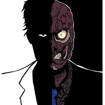 Two Face - Duality by RabidDog008