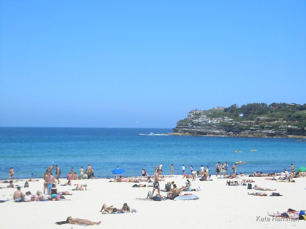 Bondi Beach by Kate Harriman