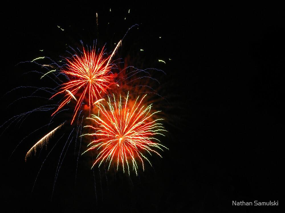 Royal Fireworks by Nathan Samulski