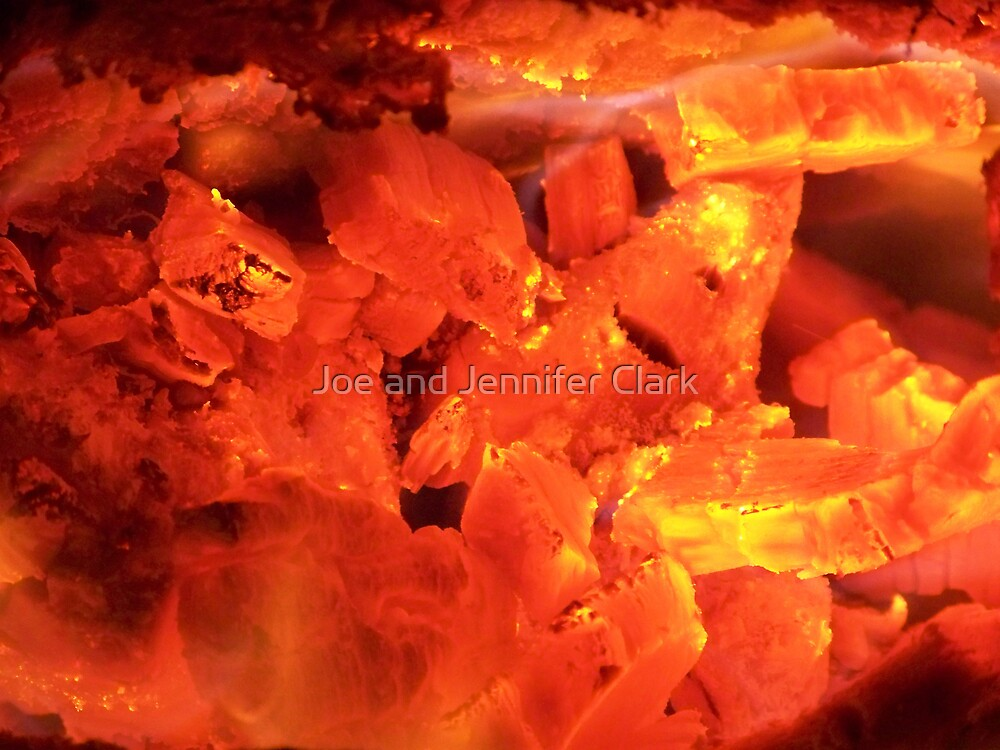 Hot Coals! by Joe and Jennifer Clark