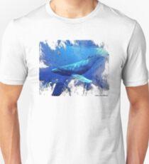 magnificent whales Unisex T-Shirt