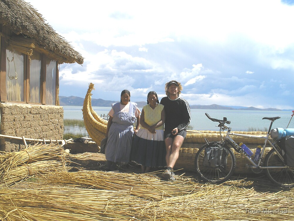Kon Tiki museum by Rune Monstad