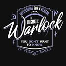 WARLOCK D&D Class by Carl Huber