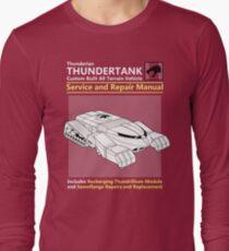 Thundertank Service and Repair Manual Long Sleeve T-Shirt