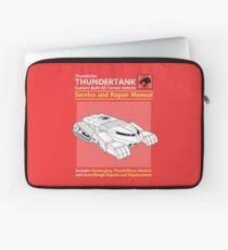Thundertank Service and Repair Manual Laptop Sleeve