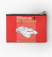 Thundertank Service and Repair Manual Studio Pouch