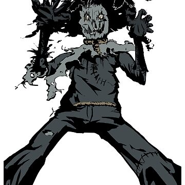 The Scarecrow by RabidDog008