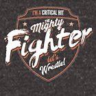 FIGHTER D&D Class by Carl Huber
