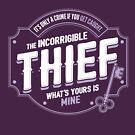 THIEF D&D Class by Carl Huber
