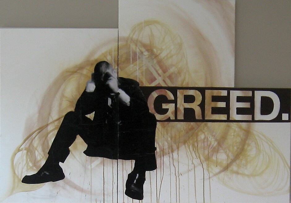 Greed by ckemp