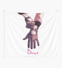 Drive Wall Tapestry