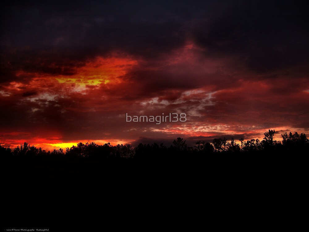 Alabama Sunset 3 by bamagirl38