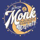 MONK D&D Class by Carl Huber
