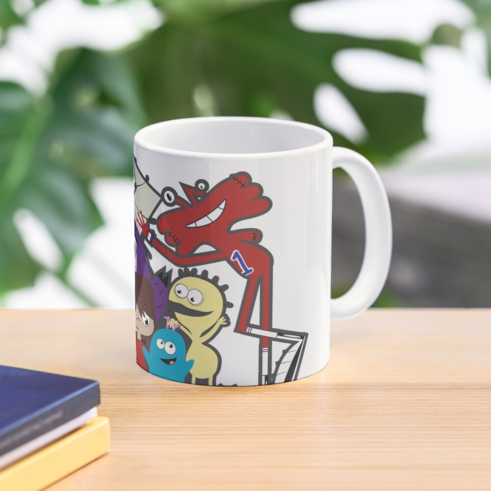 Fosters Home For Imaginary foster's home for imaginary friends | mug