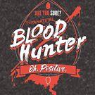 Bloodhunter D&D Class by Carl Huber