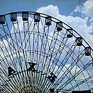 Texas Ferris Wheel by Colleen Drew