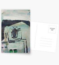 LA Exterior Postcards
