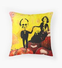 Deb and Bill Throw Pillow