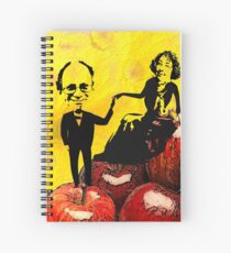 Deb and Bill Spiral Notebook