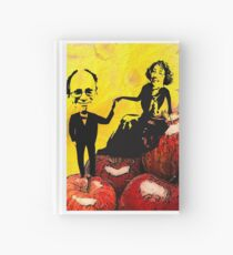 Deb and Bill Hardcover Journal