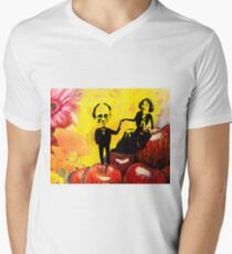 Deb and Bill V-Neck T-Shirt