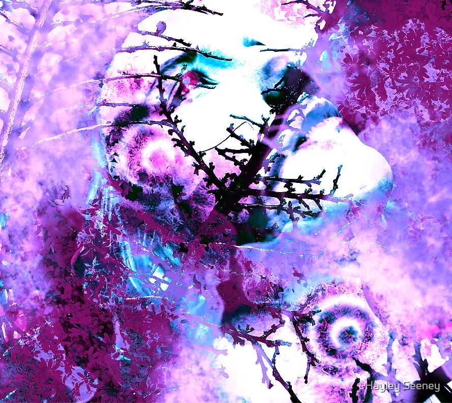 Ice queen by Hayley Seeney