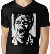 My Best Friend is a Vampire Men's V-Neck T-Shirt