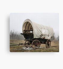 An'  Wheres Cookie? The Chuck Wagon   Canvas Print