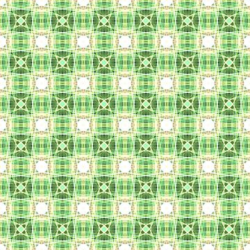 Green quilt pattern by gavila