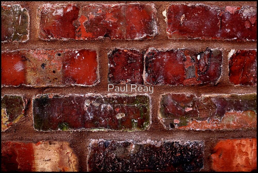 Rustic Brick by Paul Reay