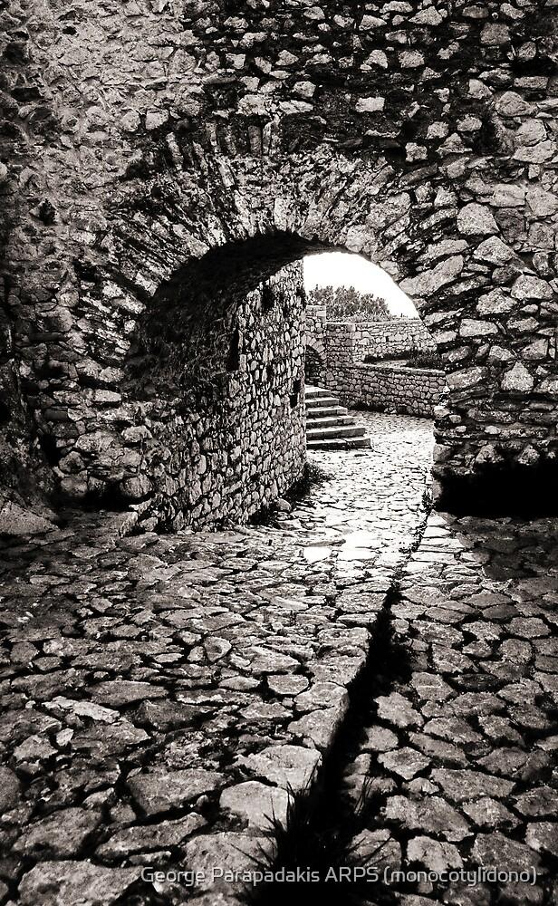 Palamidi - 18c. Venetian castle by George Parapadakis ARPS (monocotylidono)