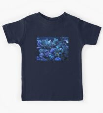 Coral Reef With Fish Kids Tee