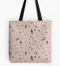 Witches and wizards Tote Bag
