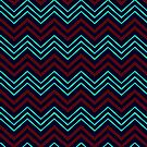 Dark blue, squiggle lines  by Emerlamb