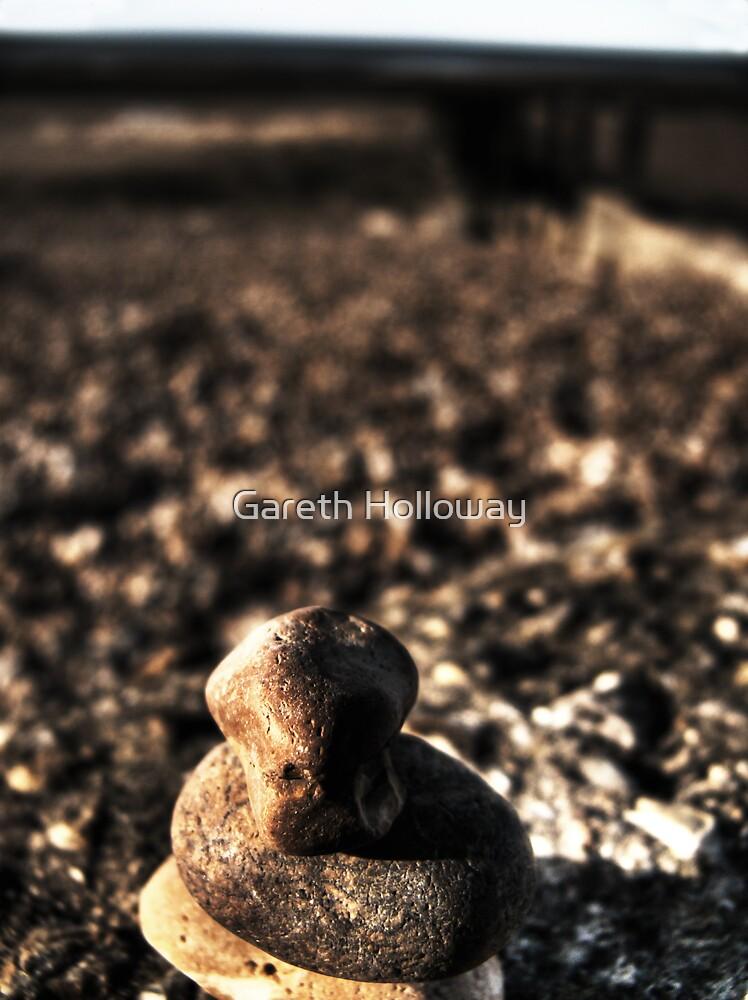 Pebble Balancing by Gareth Holloway